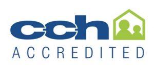 CCH Accreditation logo