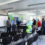 cds staff celebrating launch at phoenix community hub